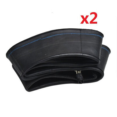 "2pcs 2.75/2.50 3.00 - 10"" Inch Rear Tyre Tube Inner Tube Dirt Bike Motorcycle"