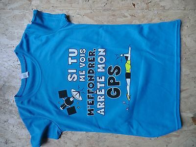 T.SHIRT RUNNING FUNISHER femme taille S
