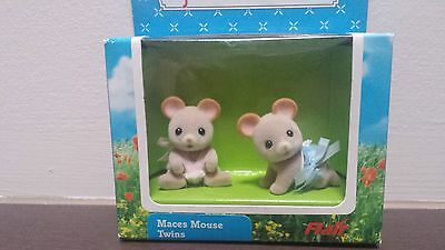 Sylvanian Families - Maces Mouse Twins
