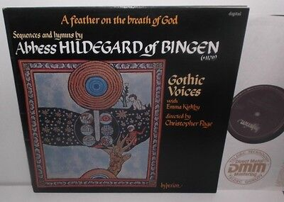 A66039 Hildegard Of Bingen A Feather On The Breath Of God Gothic Voices Kirkby
