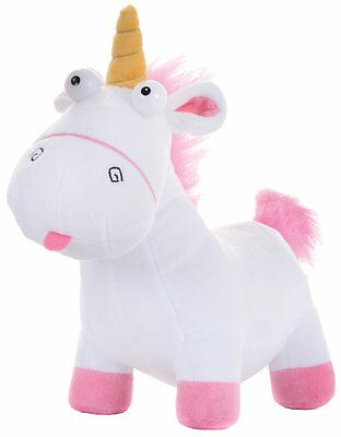 CATTIVISSIMO ME PELUCHE UNICORNO FLUFFY AGNES despicable me 100% ORIGINAL MINION