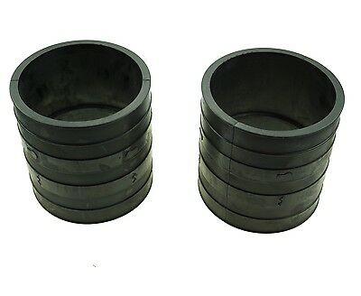 2 of Exhaust Bellow for OMC Sterndrive Cobra Volvo Penta 3852696 18-2779 9-72802