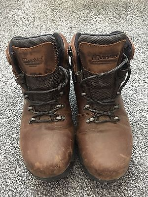 Ladies Berghaus Hiking Walking Boots  Size 7.5