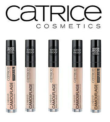 Catrice Camouflage Liquid Concealer High Coverage SUPER Long Lasting  Waterproof