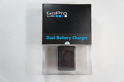 GoPro Dual Battery Charger AHBBP-301 For HERO3 & HERO3+ BATTERIES OEM Genuine