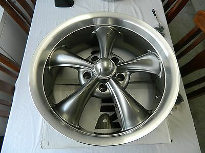 Ridler Custom Wheels 17 x 7 to suit HQ - WB Chevy Brand new inc nuts, caps set 4