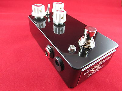 Ananashead DS308 ( vintage LM308 RAT clone )