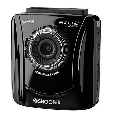 Snooper DVR-3HD dash camera with speed trap detection