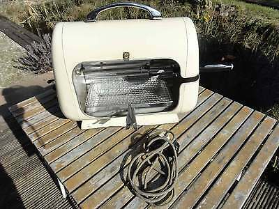Hendlgrill  und Toaster Palux 60er Jahre,  Made in Germany