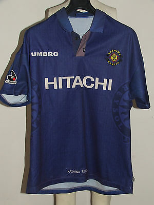 MAILLOT DE FOOTBALL maillot CAMISETA maillot SPORT KASHIWA REYSOL 90'S taille L