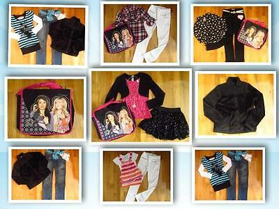 Nwt Girls Size 7/8 Clothing Lot***back To School***