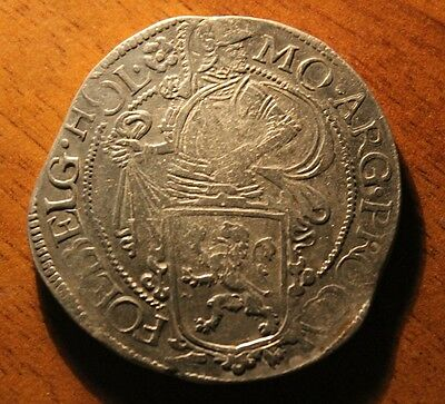 Netherlands*1648 Lion Daalder Superb coin DOLLAR 48 Stuivers,369 Years Old*RARE