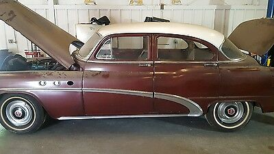 1953 Buick Eight Special 1973 Buick Special Eight