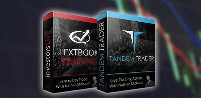 Textbook Of Trading + Tandem Trader + Learn Level 2 Hd