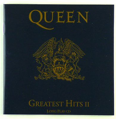 CD - Queen - Greatest Hits II - A5009