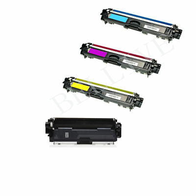 4 Toner Compatibile per Brother HL-3140CW 3150CDW 3170CDW DCP9020CDW TN241 TN245