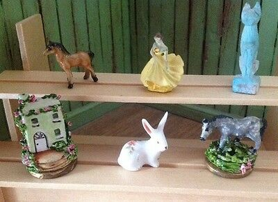 Selection Of 1:12 Scale Dolls House Ornaments