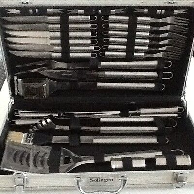 set barbecue kit barbecue accesoire barbecue SOLINGEN