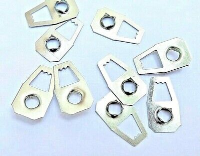 Picture Frame Hanging Hooks Hardware Self Fix Sawtooth Craft Knock In Multi List