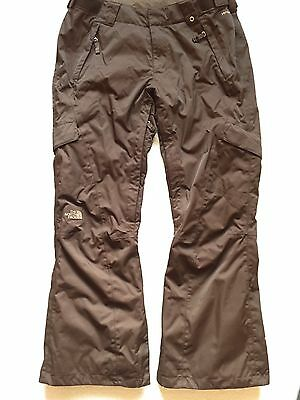 The North Face Bodega Cargo Womens Ski Snowboard Pants Trousers Large Ladies
