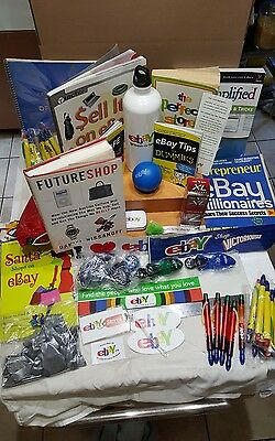 78 eBay Collectibles - Former Employee swag - EBAYANA ADVERTISING COLLECTIBLES