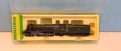 "Minitrix N  scale BR A3 4-6-2 ""Flying Scotsmen"" excellent boxed"