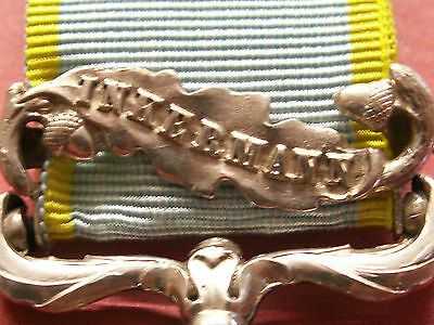 Crimea Medal, Innkermann Clasp. Thomas Smith. 28th Regiment of Foot, Gloster's.