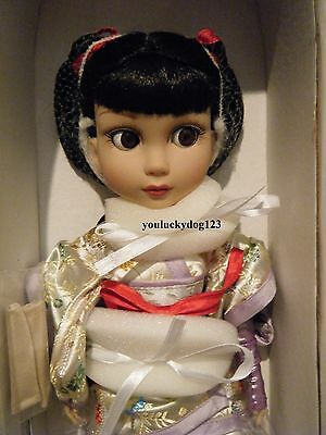 """NRFB Tonner Wilde Imagination Tokyo Patience 14"""" Dressed Doll LE 300"""