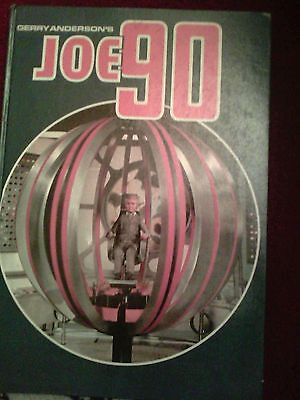 joe 90 book original 1968 rare
