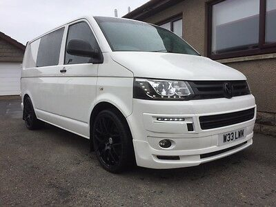 vw transporter T5.1 **NO VAT**