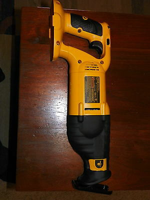 New Dewalt Dw938 Cordless Reciprocating Saw Out Of Kit Tool Only!!!!