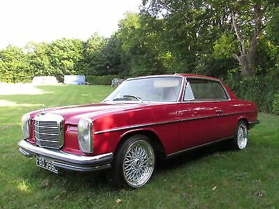 Mercedes 280 CE Coupe 1972