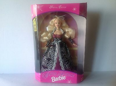 Special Edition Happy Winter Fantasy Barbie 17249 NIB