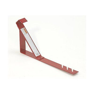 "Qual-Craft 2501 45-Degree Fixed-Angle Roofing Bracket with 10""-Platform"