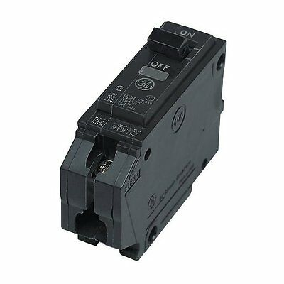 GE THQL1120 Single Pole Circuit Breaker, 15 Amp