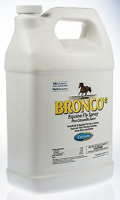 Bronco-E Equine Fly Spray, 1 gal