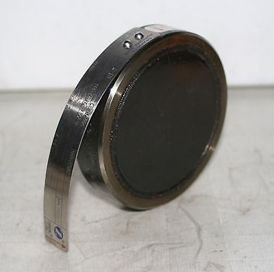 "2"" Graphite Rupture Disk 100 PSIG @ 72F  ZOOK ENTERPRISES 50069507"