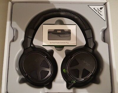 Turtle Beach Ear Force XO SEVEN Pro Black Headsets Xbox One