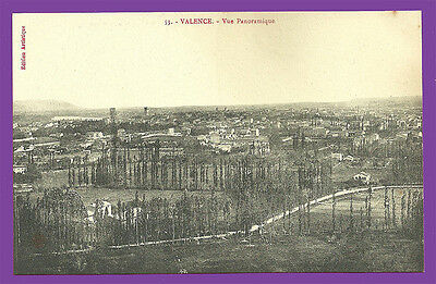 CPA-26- VALENCE - Vue panoramique