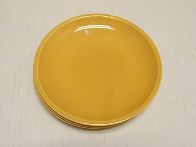 LOT OF 3  Vintage Iroquois Interplay BREAD BUTTER PLATES- Syracuse Pottery