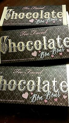 Too Faced Chocolate Bons Bons Eyeshadow palette (Sydney Seller )