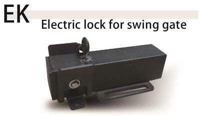 24VDC Electric Gate Latch Lock for Swing Gates Double or Single leaf by Ahouse