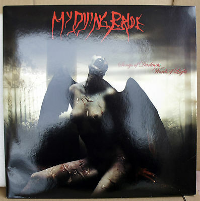 My Dying Bride ‎– Songs Of Darkness Words Of Light 1st edition LIMITED vinyl LP
