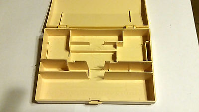 Tb1 Brother Silver Reed Knitting Machine Tools Parts Toolbox Accessory Box