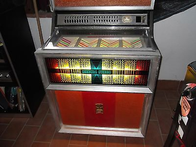 Jukebox SEEBURG Golden Jet revisionato