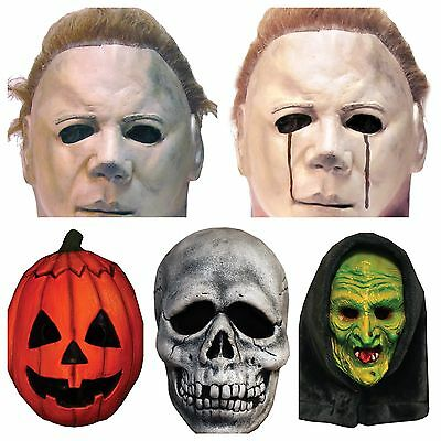 Halloween Movie Mask Lovers Mega Set Trick Or Treat Studios