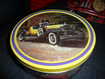 Collectable biscuit Tin