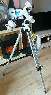 skywatcher eq3-2 deluxe mount and tripod + polar scope