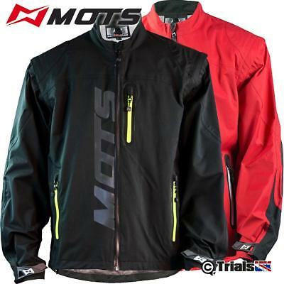 MOTS Stone3 Trials All Weather Riding Jacket-Waterproof and Breathable