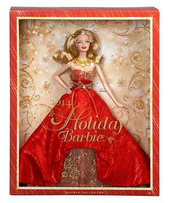 Barbie Collector Holiday 2014 new doll
